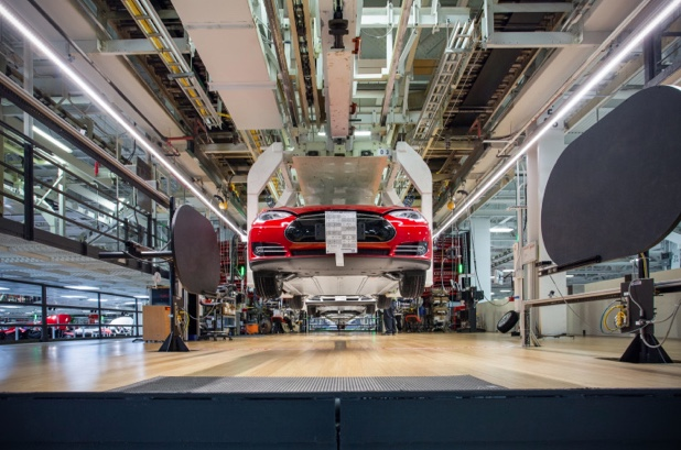 Tesla Acquires Automated Manufacturing Machine Supplier Perbix.
