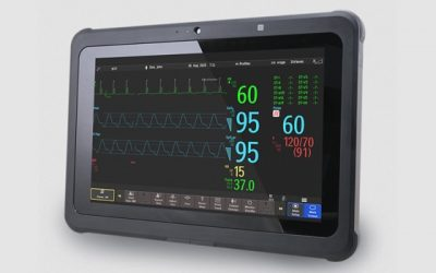 Philips Unveils Medical Tablet for Patient Monitoring During Emergencies